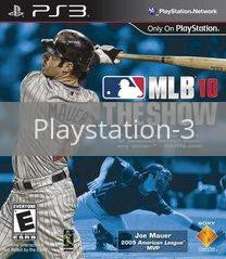 Image of MLB 10 The Show original video game for Playstation 3 classic game system. Rocket City Arcade, Huntsville Al. We ship used video games Nationwide