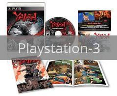 Image of Yaiba: Ninja Gaiden Z original video game for Playstation 3 classic game system. Rocket City Arcade, Huntsville Al. We ship used video games Nationwide