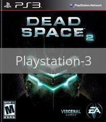 Image of Dead Space 2 original video game for Playstation 3 classic game system. Rocket City Arcade, Huntsville Al. We ship used video games Nationwide