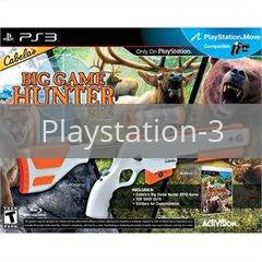 Cabela's Big Game Hunter 2012 with Gun