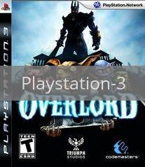 Image of Overlord II original video game for Playstation 3 classic game system. Rocket City Arcade, Huntsville Al. We ship used video games Nationwide