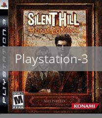 Image of Silent Hill Homecoming original video game for Playstation 3 classic game system. Rocket City Arcade, Huntsville Al. We ship used video games Nationwide