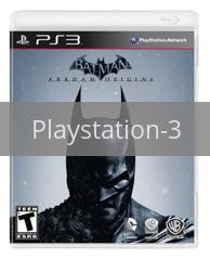 Image of Batman: Arkham Origins original video game for Playstation 3 classic game system. Rocket City Arcade, Huntsville Al. We ship used video games Nationwide