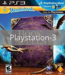 Image of Wonderbook: Book of Spells original video game for Playstation 3 classic game system. Rocket City Arcade, Huntsville Al. We ship used video games Nationwide
