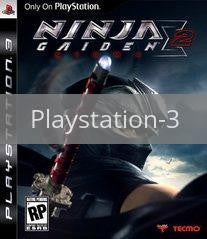 Image of Ninja Gaiden Sigma 2 original video game for Playstation 3 classic game system. Rocket City Arcade, Huntsville Al. We ship used video games Nationwide