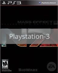 Image of Mass Effect 3 N7 Collector's Edition original video game for Playstation 3 classic game system. Rocket City Arcade, Huntsville Al. We ship used video games Nationwide