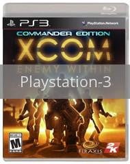 Image of XCom: Enemy Within original video game for Playstation 3 classic game system. Rocket City Arcade, Huntsville Al. We ship used video games Nationwide