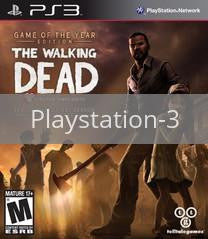 Image of The Walking Dead: Game of the Year original video game for Playstation 3 classic game system. Rocket City Arcade, Huntsville Al. We ship used video games Nationwide