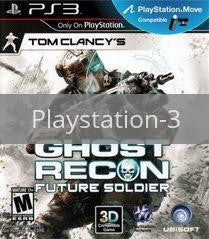 Image of Ghost Recon: Future Soldier original video game for Playstation 3 classic game system. Rocket City Arcade, Huntsville Al. We ship used video games Nationwide