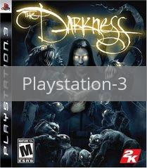 Image of The Darkness original video game for Playstation 3 classic game system. Rocket City Arcade, Huntsville Al. We ship used video games Nationwide