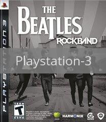Image of The Beatles: Rock Band original video game for Playstation 3 classic game system. Rocket City Arcade, Huntsville Al. We ship used video games Nationwide