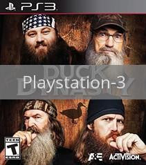 Image of Duck Dynasty original video game for Playstation 3 classic game system. Rocket City Arcade, Huntsville Al. We ship used video games Nationwide
