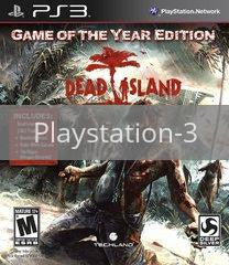 Image of Dead Island Game Of The Year original video game for Playstation 3 classic game system. Rocket City Arcade, Huntsville Al. We ship used video games Nationwide