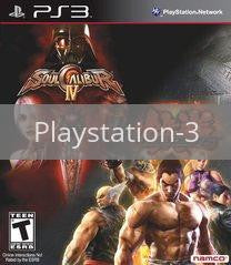 Image of Tekken 6/Soul Calibur 4 Bundle original video game for Playstation 3 classic game system. Rocket City Arcade, Huntsville Al. We ship used video games Nationwide