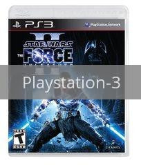 Image of Star Wars: The Force Unleashed II original video game for Playstation 3 classic game system. Rocket City Arcade, Huntsville Al. We ship used video games Nationwide