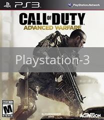 Image of Call of Duty Advanced Warfare original video game for Playstation 3 classic game system. Rocket City Arcade, Huntsville Al. We ship used video games Nationwide