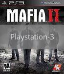 Image of Mafia II original video game for Playstation 3 classic game system. Rocket City Arcade, Huntsville Al. We ship used video games Nationwide