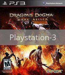 Image of Dragon's Dogma: Dark Arisen original video game for Playstation 3 classic game system. Rocket City Arcade, Huntsville Al. We ship used video games Nationwide