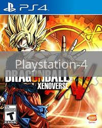 Image of Dragon Ball Xenoverse original video game for Playstation 4 classic game system. Rocket City Arcade, Huntsville Al. We ship used video games Nationwide