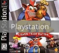 Image of Crash Team Racing CTR original video game for Playstation classic game system. Rocket City Arcade, Huntsville Al. We ship used video games Nationwide