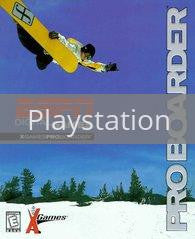Image of ESPN X Games Pro Boarder original video game for Playstation classic game system. Rocket City Arcade, Huntsville Al. We ship used video games Nationwide