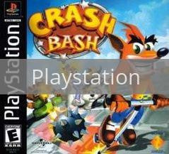 Image of Crash Bash original video game for Playstation classic game system. Rocket City Arcade, Huntsville Al. We ship used video games Nationwide