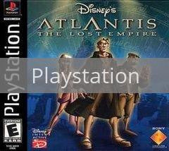Image of Atlantis The Lost Empire original video game for Playstation classic game system. Rocket City Arcade, Huntsville Al. We ship used video games Nationwide