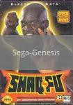 Image of Shaq Fu original video game for Sega Genesis classic game system. Rocket City Arcade, Huntsville Al. We ship used video games Nationwide