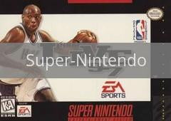 Image of NBA Live 97 original video game for Super Nintendo classic game system. Rocket City Arcade, Huntsville Al. We ship used video games Nationwide
