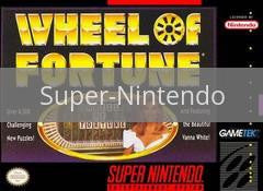 Image of Wheel of Fortune original video game for Super Nintendo classic game system. Rocket City Arcade, Huntsville Al. We ship used video games Nationwide