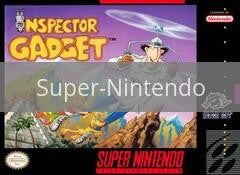 Image of Inspector Gadget original video game for Super Nintendo classic game system. Rocket City Arcade, Huntsville Al. We ship used video games Nationwide
