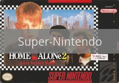 Image of Home Alone 2 Lost In New York original video game for Super Nintendo classic game system. Rocket City Arcade, Huntsville Al. We ship used video games Nationwide