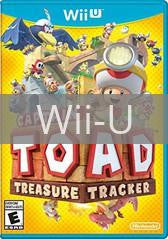 Image of Captain Toad: Treasure Tracker original video game for Wii U classic game system. Rocket City Arcade, Huntsville Al. We ship used video games Nationwide