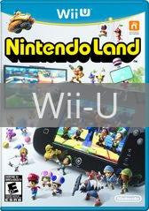 Image of Nintendo Land original video game for Wii U classic game system. Rocket City Arcade, Huntsville Al. We ship used video games Nationwide