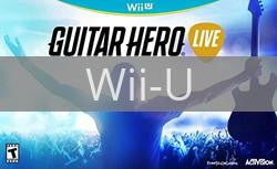 Image of Guitar Hero Live Bundle original video game for Wii U classic game system. Rocket City Arcade, Huntsville Al. We ship used video games Nationwide