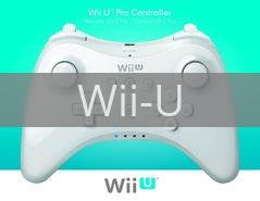 Image of Wii U Pro Controller White original video game for Wii U classic game system. Rocket City Arcade, Huntsville Al. We ship used video games Nationwide