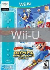 Mario & Sonic at the Sochi 2014 Olympic Games w/ Blue Controller