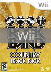 Image of Rock Band Track Pack: Country original video game for Wii classic game system. Rocket City Arcade, Huntsville Al. We ship used video games Nationwide