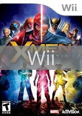Image of X-Men: Destiny original video game for Wii classic game system. Rocket City Arcade, Huntsville Al. We ship used video games Nationwide
