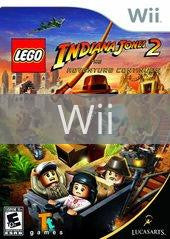 Image of LEGO Indiana Jones 2: The Adventure Continues original video game for Wii classic game system. Rocket City Arcade, Huntsville Al. We ship used video games Nationwide