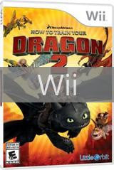 Image of How to Train Your Dragon 2 original video game for Wii classic game system. Rocket City Arcade, Huntsville Al. We ship used video games Nationwide