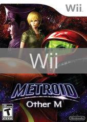 Image of Metroid: Other M original video game for Wii classic game system. Rocket City Arcade, Huntsville Al. We ship used video games Nationwide
