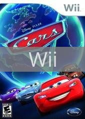 Image of Cars 2 original video game for Wii classic game system. Rocket City Arcade, Huntsville Al. We ship used video games Nationwide