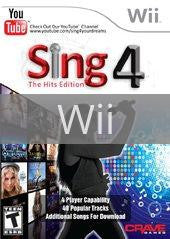 Sing4: The Hits Edition with Mic
