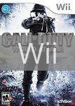 Image of Call of Duty World at War original video game for Wii classic game system. Rocket City Arcade, Huntsville Al. We ship used video games Nationwide