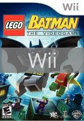 Image of LEGO Batman The Videogame original video game for Wii classic game system. Rocket City Arcade, Huntsville Al. We ship used video games Nationwide