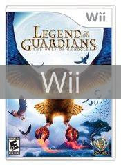 Image of Legend of the Guardians: The Owls of Ga'Hoole original video game for Wii classic game system. Rocket City Arcade, Huntsville Al. We ship used video games Nationwide