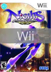 Image of Nights Journey of Dreams original video game for Wii classic game system. Rocket City Arcade, Huntsville Al. We ship used video games Nationwide