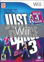 Image of Just Dance 3 original video game for Wii classic game system. Rocket City Arcade, Huntsville Al. We ship used video games Nationwide