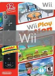 Wii Play Motion with Black Wii Remote